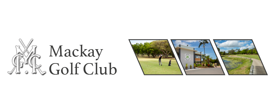 Mackay Golf Club Logo