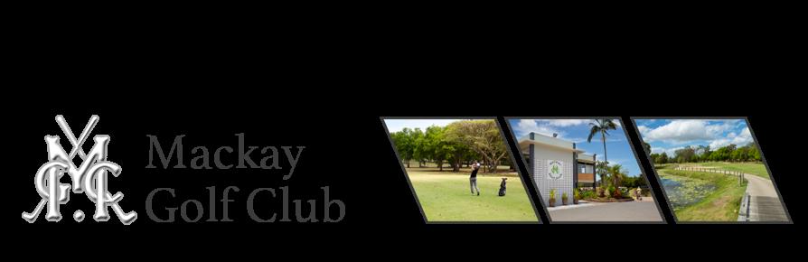Mackay Golf Club Logo